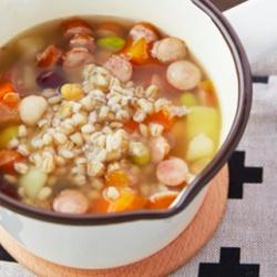 画像1: 麦のスープ