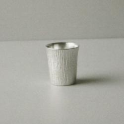 画像1: 炭谷三郎商店 錫のぐい呑