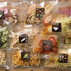 画像1: 防災備蓄食や野菜不足に!北海道「つむぎ屋」の乾燥野菜