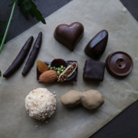 Le Poirier et des Chocolats (ポワリエ・ショコラ)のチョコレート【完売】