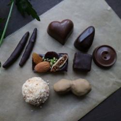 画像1: Le Poirier et des Chocolats (ポワリエ・ショコラ)のチョコレート