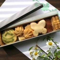 画像1: 神楽坂たぬき堂 3月のクッキー缶【予約受付終了】