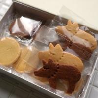 【受け付け終了】le risa×東公代×神楽坂プリュス・コラボ  ブタに真珠クッキーボックス