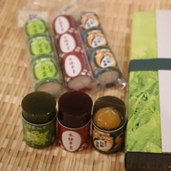 画像1: 静岡県・三浦製菓のお茶羊羹