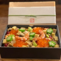 葉歩花庭 ちらし寿司