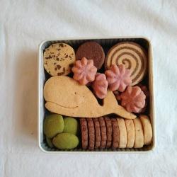画像1: lerisa(レリーサ)7月のクッキー缶【予約受付中】