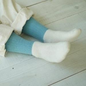 西口靴下・冬の靴下受注会開催