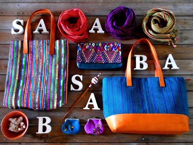 SABASABAのグアテマラ雑貨