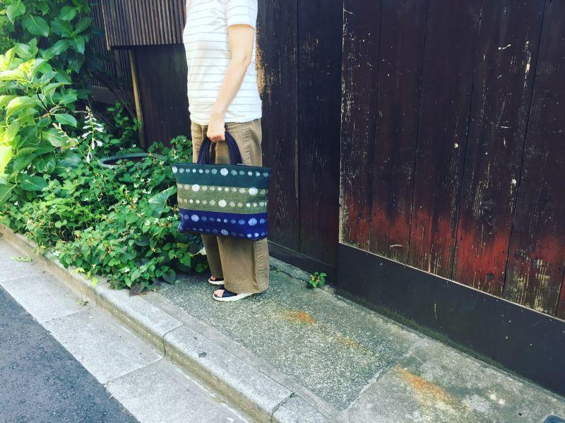 久留米絣 神楽坂プリュス