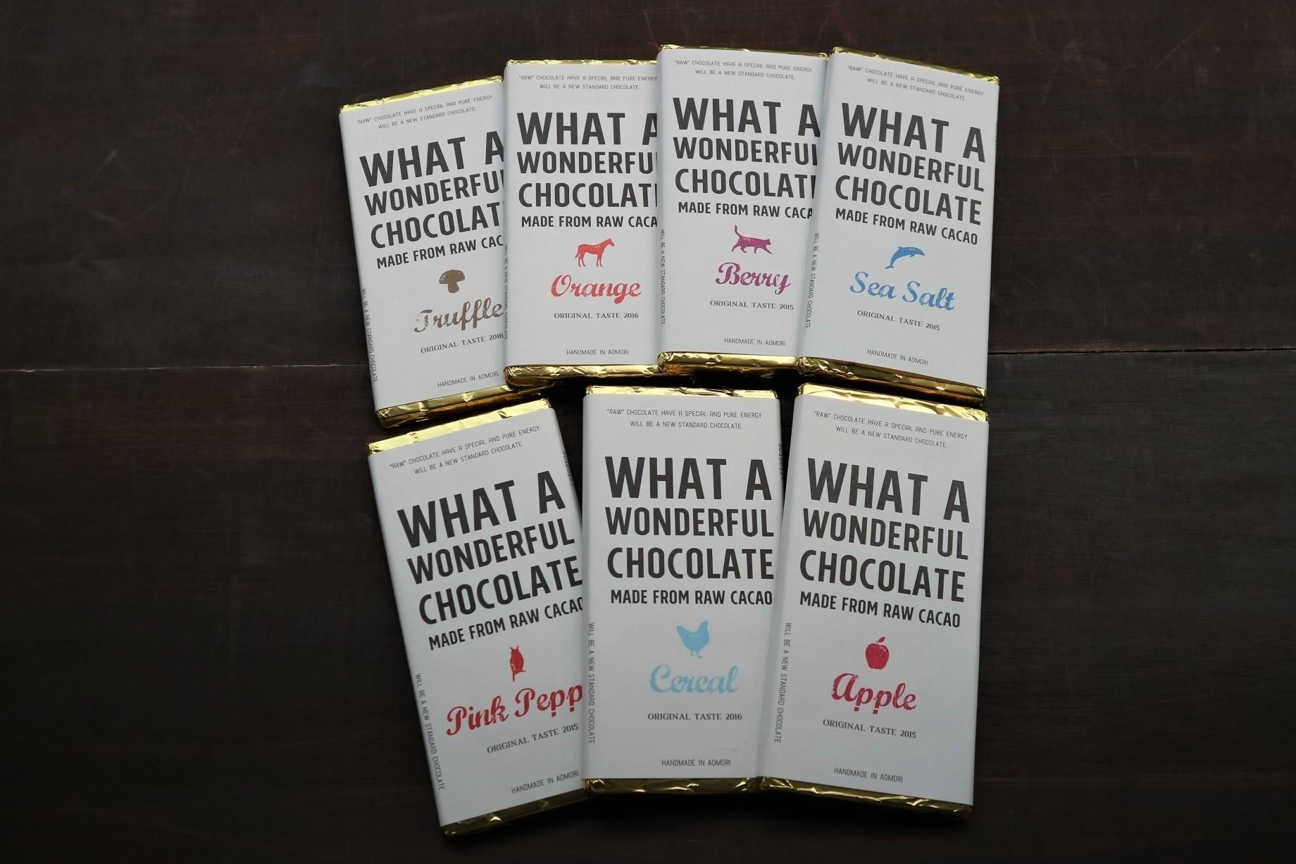 WHAT A WONDERFUL CHOCOLATE 神楽坂プリュス